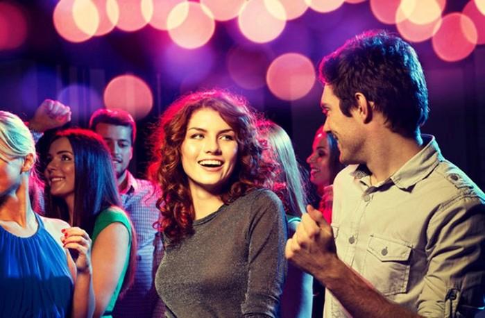 Девушки в ночном клубе   видео и типы девушек