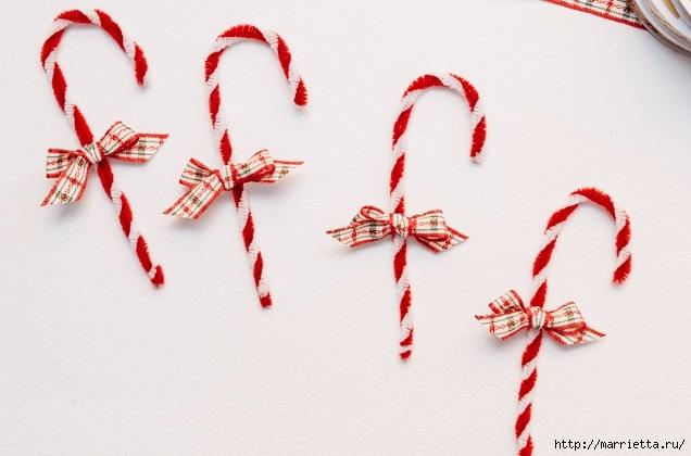Посох деда Мороза. Украшаем новогоднюю елочку подвесками (7) (636x420, 148Kb)