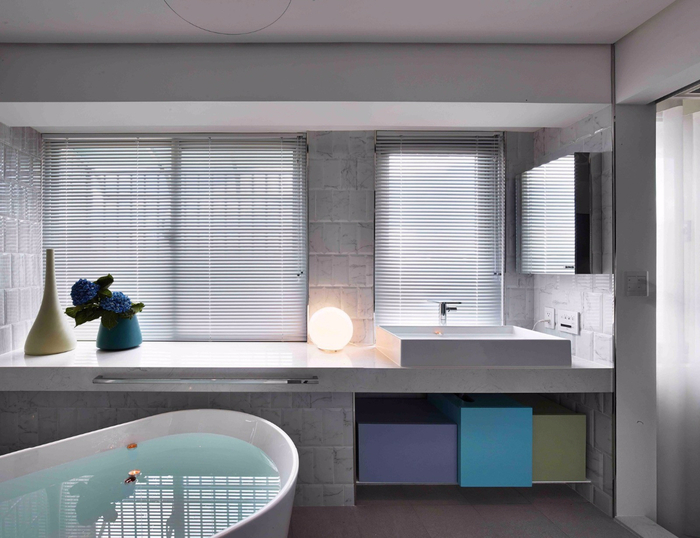 красивый дизайн современной квартиры 12 (700x538, 308Kb)