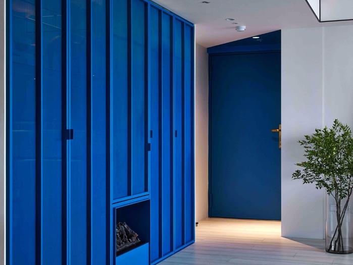 красивый дизайн современной квартиры 15 (700x525, 340Kb)