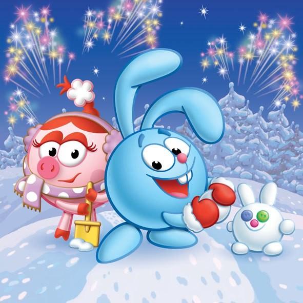Новые мультфильмы про Новый год