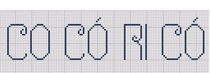 Петушок на полотенце. Вышиваем крестиком (3) (700x243, 140Kb)