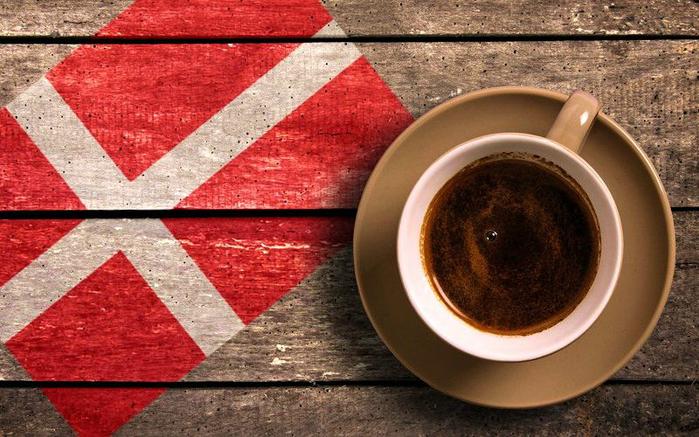Готовим кофе так, как его любят в Дании
