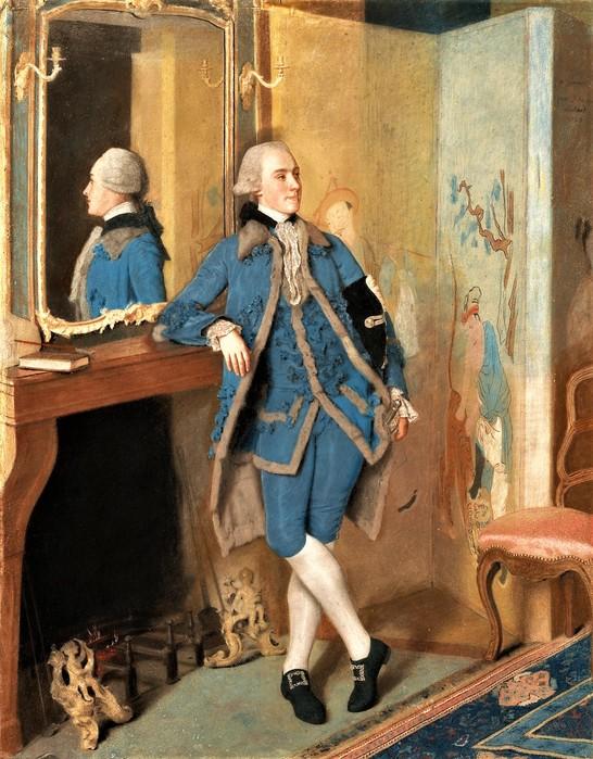 Джон, лорд Маунтстюарт, позже 4-й граф и 1-й маркиз Бьюта     1763     114.9 х 90.3    пергамент, пастель     Лос-Анджелес, музей Пола Гетти (546x700, 133Kb)