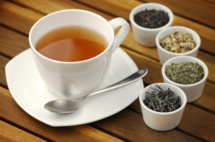Чай, чаёк, чаище!
