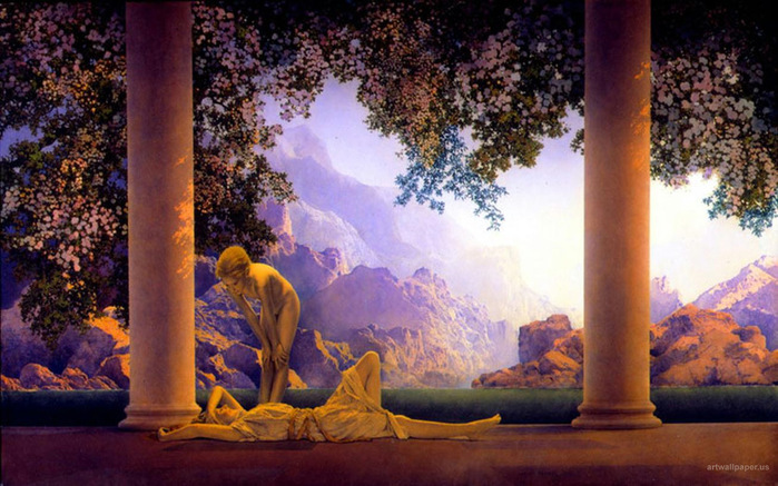maxfield_parrish_wallpaper (1) (700x437, 149Kb)