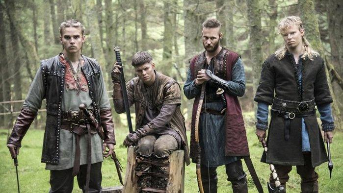 скачать торрент викинги 4й сезон