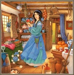 Carol Lawson, иллюстратор (297x300, 54Kb)