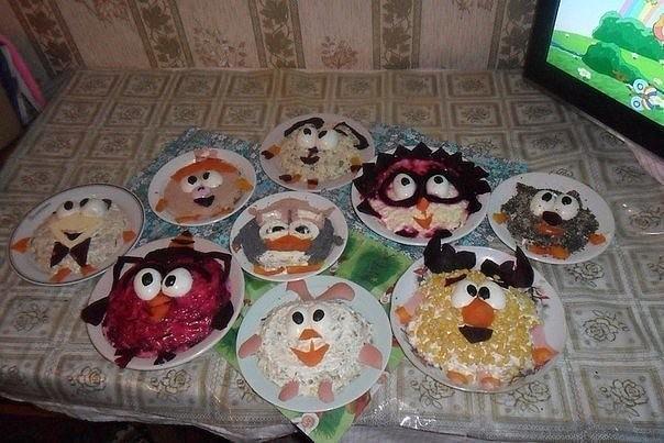 Что приготовить на детский день рождения 2 года рецепты