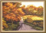 Превью З-004 Осенний этюд (700x508, 609Kb)