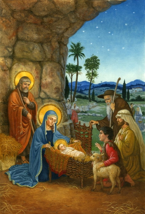 81201576_large_CN304_Shepherds_at_the_manger_LARGE (476x700, 297Kb)