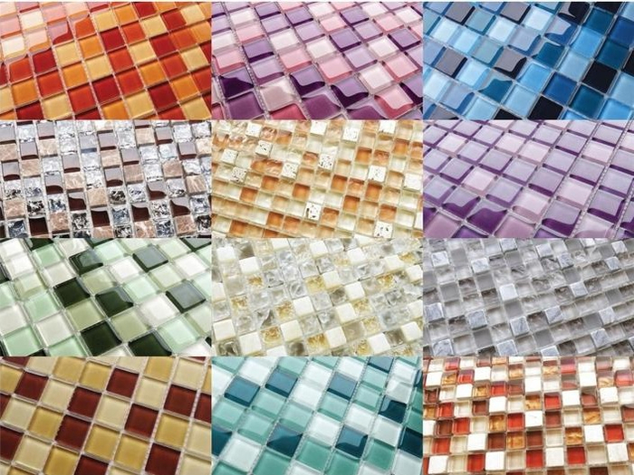 Плитка мозаика Современные виды мозаичной плитки