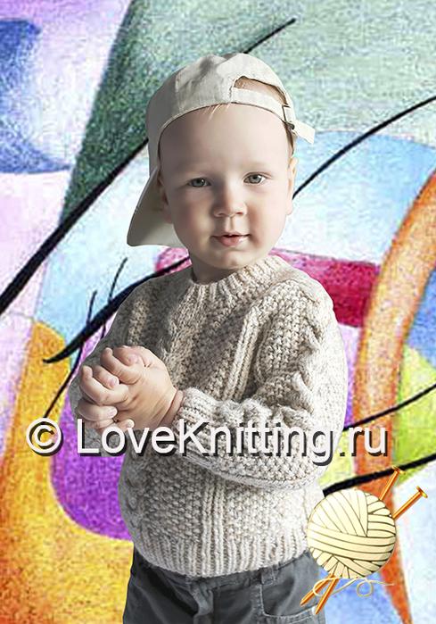 05 Автор Пулов цвета натур шерсти 1 МТ2 (489x700, 365Kb)