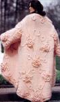 Классное мохеровое пальто розами. Обсуждение на LiveInternet - Российский Сервис Онлайн-Дневников