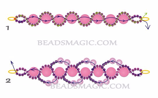free-beading-pattern-necklace-tutorial-beads-rulla-1-1-540x333 (540x333, 123Kb)