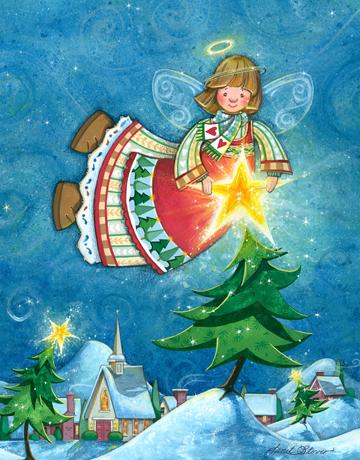Happy Christmas Angel72 (360x460, 290Kb)