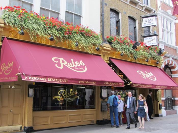 ресторан рулз лондон 1 (700x525, 423Kb)