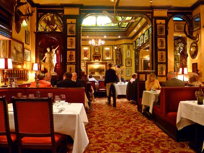 ресторан рулз лондон 3 (700x525, 637Kb)
