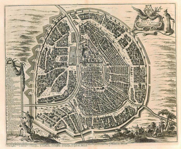 план Москва1638 г. (700x573, 163Kb)
