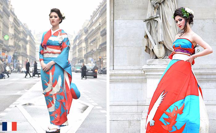 свадебные платья из кимано 1 (700x433, 369Kb)