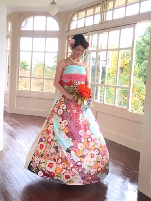 свадебные платья из кимано 4 (525x700, 350Kb)