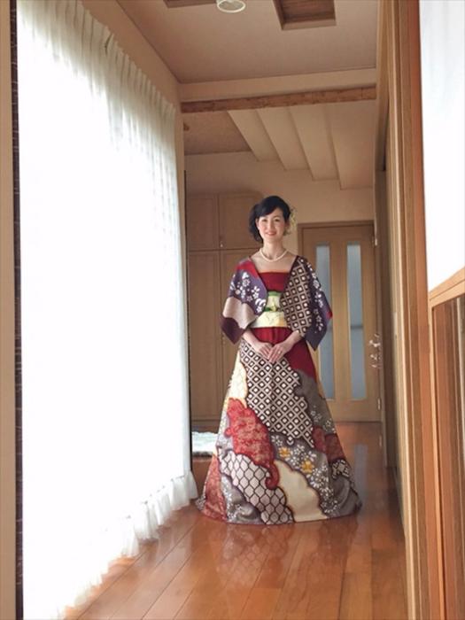 свадебные платья из кимано 6 (525x700, 258Kb)