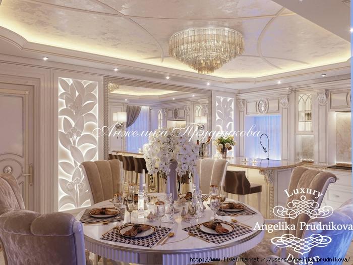 Дизайн проект интерьера  кухни 1 (700x525, 303Kb)