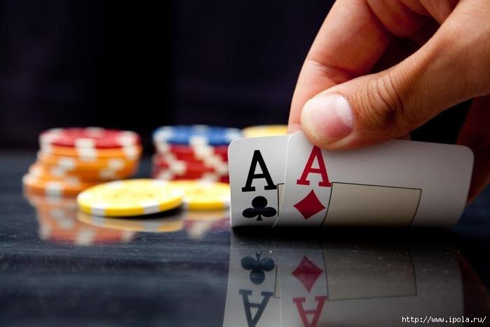 """alt=""""Покер, как модель деловых и общественных отношений""""/2835299_karti_poker_1_ (700x466, 160Kb)"""
