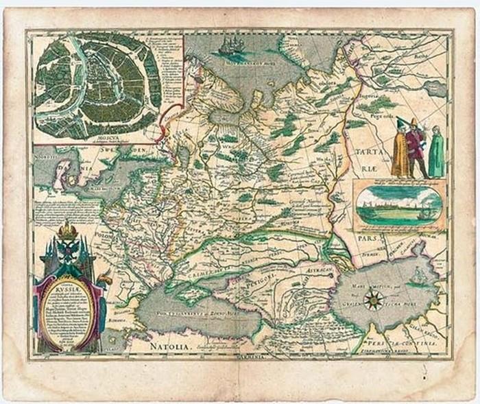 Фёдор Иоаннович - последний русский царь из рода Рюриковичей