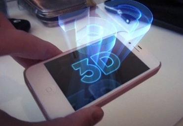 Как сделать 3D голограмму на телефоне