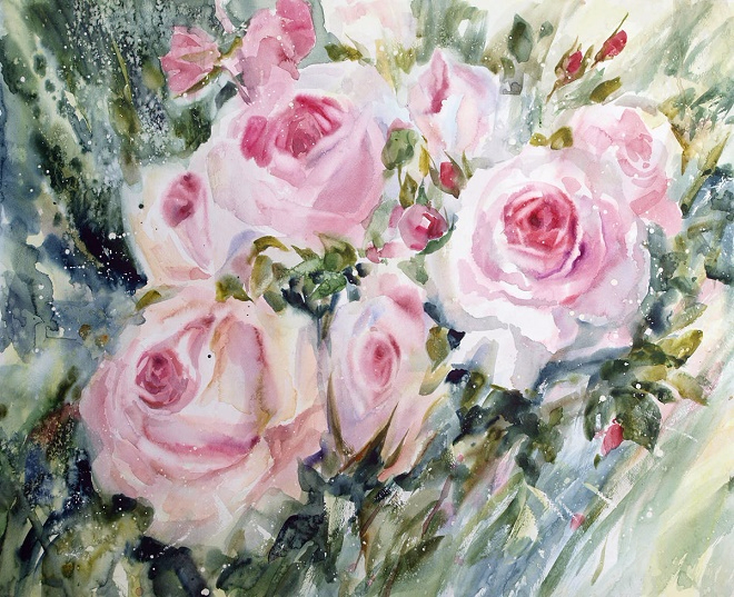 Розы (660x537, 502Kb)