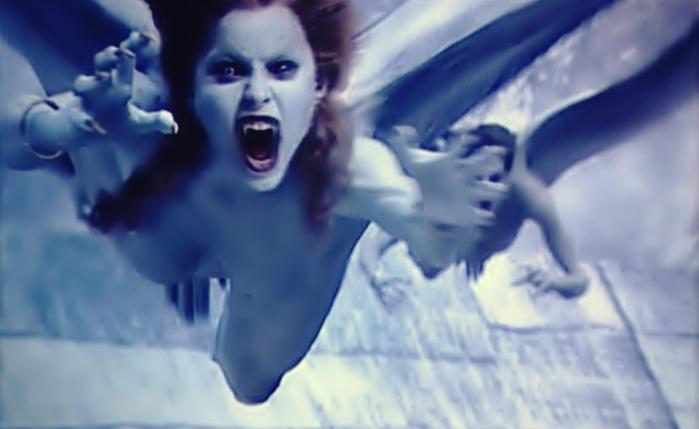Самый страшный кинофильм ужасов или телесериал