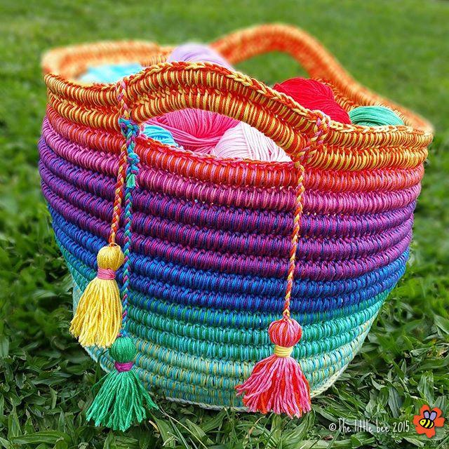 编织袋或篮子 - maomao - 我随心动