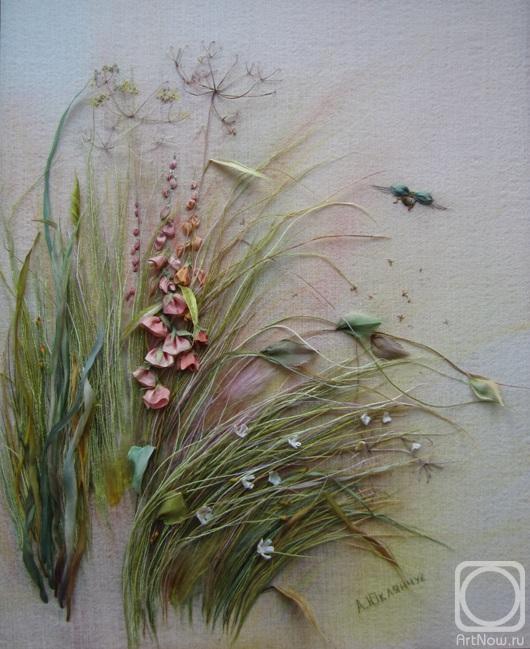 Юклянчук Анжела. Скоро осень... (530x649, 173Kb)