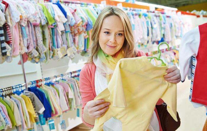 Оптовая продажа одежды