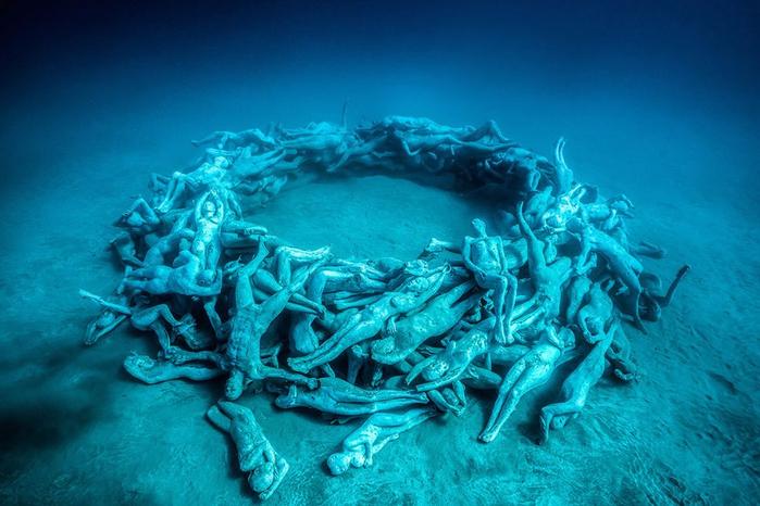 подводный музей Atlantico 12 (700x466, 398Kb)