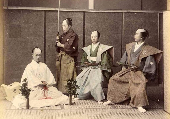 японские самураи фото (700x490, 307Kb)