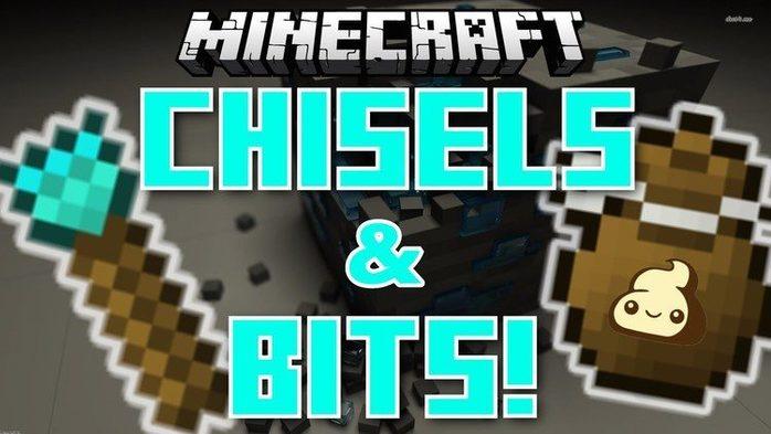 Chisels And Bits Mod 1.11.2 (700x393, 48Kb)