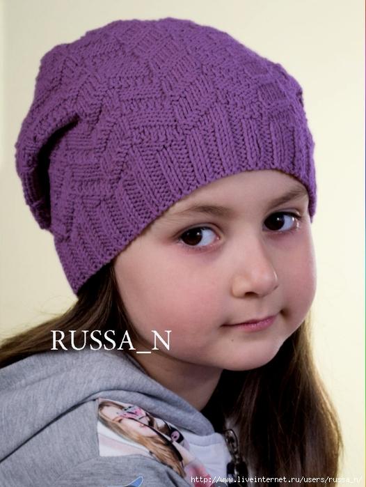 unisex-slouchy-beanie-hat-knitting-pattern (526x700, 249Kb)