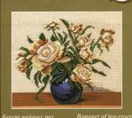 Превью ЛЦ-012 Букет чайных роз (700x624, 538Kb)