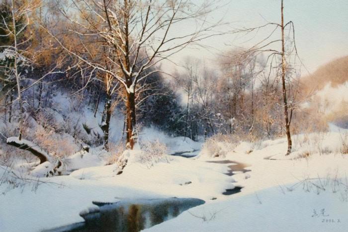"alt=""Акварельные пейзажи художника Taoshi Hu""/2835299_Akvarelnie_peizaji_hydojnika_Taoshi_Hu (700x468, 106Kb)"
