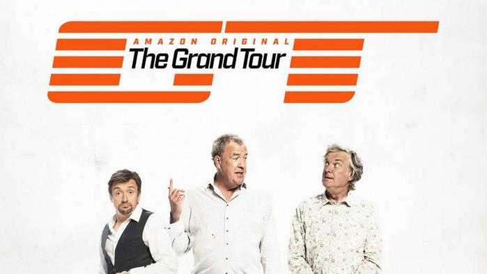 Автошоу Гранд тур (Grand Tour) – супер шоу с Джереми Кларксон, Ричард Хаммонд и Джеймс Мэйем!