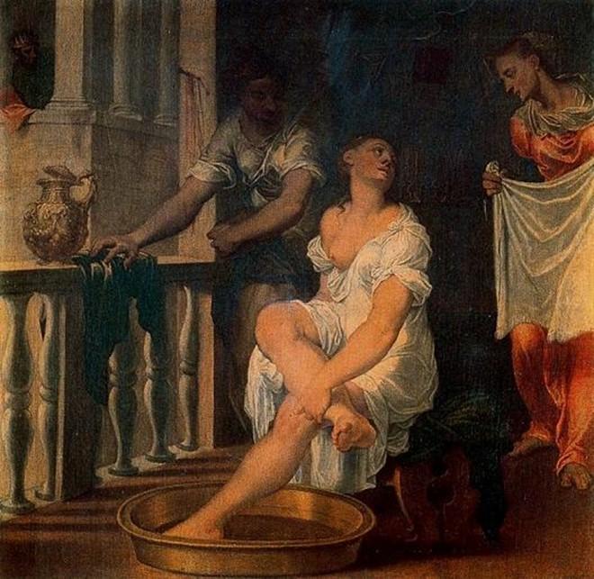 Царь Давид и Вирсавия — библейская легенда и подборка живописи на эту тему