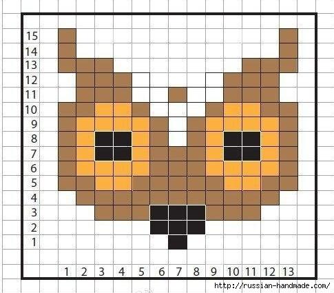 Вяжем теплую одежку для кружки (1) (485x425, 109Kb)