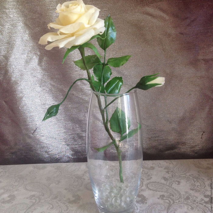 Фото цветы в прозрачной вазе