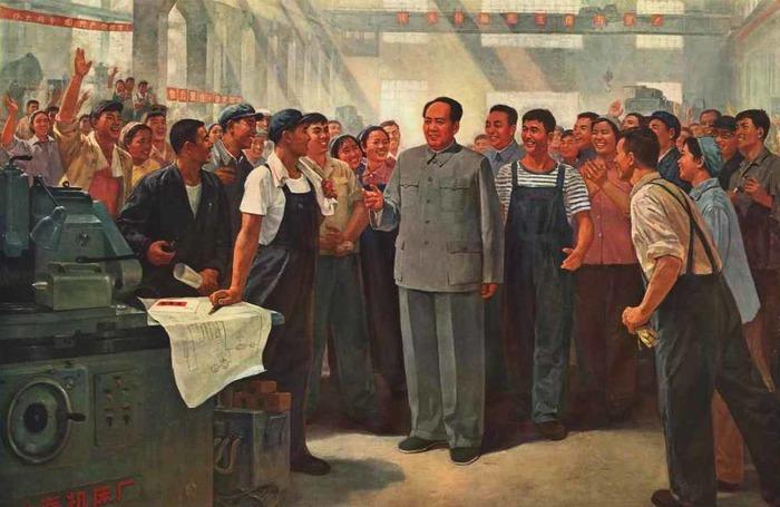На бурных волнах рыночной конкуренции (Китай глазами советских журналистов)