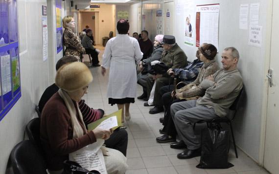 поликлиника очередь к врачу