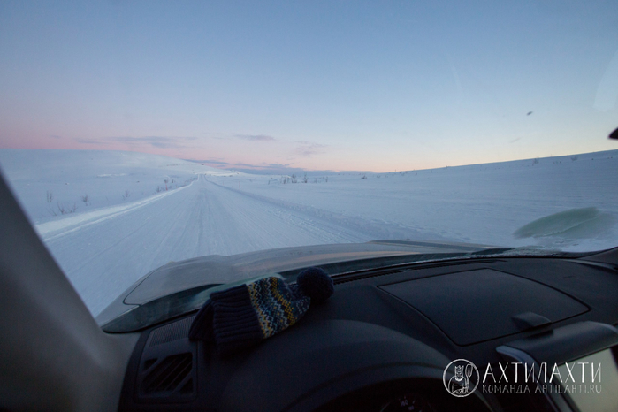 tur v teriberku murmansk kol'skij poluostrov ahtilahti (7) (700x466, 268Kb)