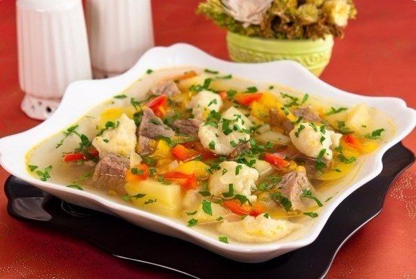 Как приготовить суп с клецками (604x405, 223Kb)