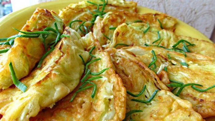 блюда из капусты необычные
